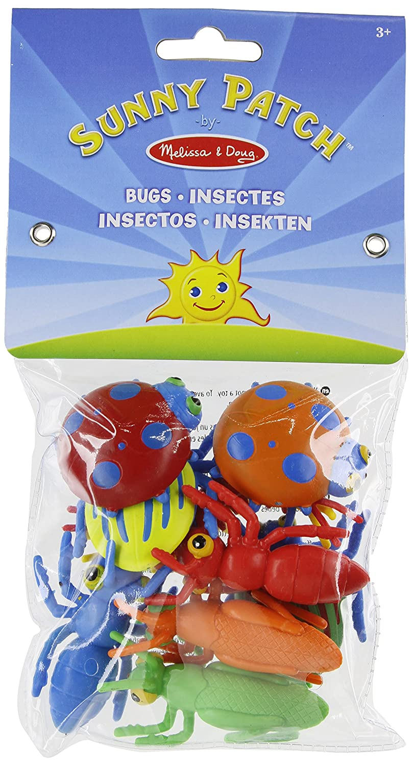 Melissa & Doug Sunny Patch Bag of Bugs 16060