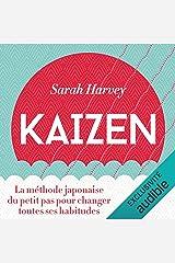 Kaizen. La méthode japonaise du petit pas pour changer toutes ses habitudes Audible Audiobook