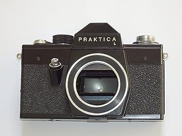 Camera praktica l lens pancolor sonnar m
