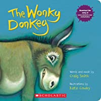 Image for The Wonky Donkey: A Board Book
