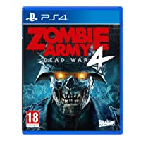 Deals on Zombie Army Trilogy for PS4 Digital