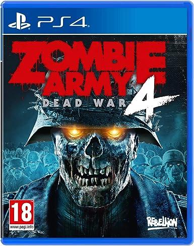 Zombie Army 4: Dead War en Amazon