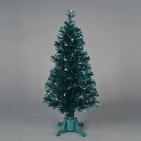 4ft/120cm Sunburst Fibre Optic Christmas Tree - 4ft/120cm Sunburst Fibre Optic Christmas Tree: Amazon.co.uk: Kitchen