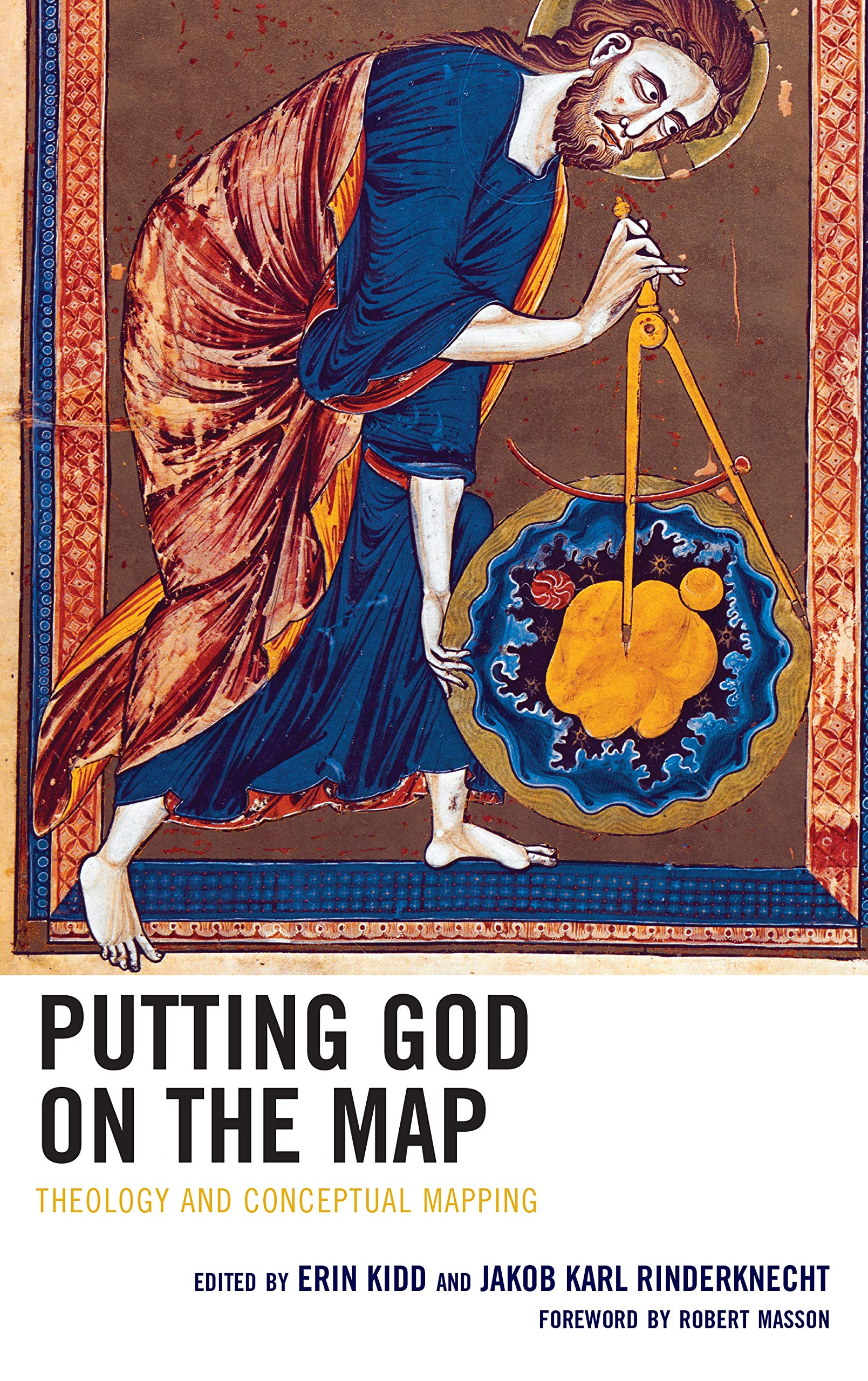 Putting God on the Map: Theology and Conceptual Mapping