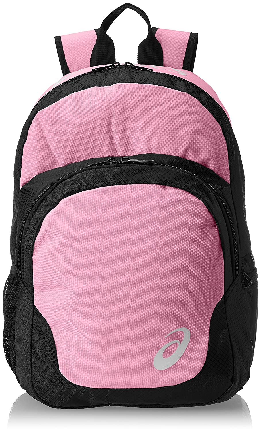 ASICS Team Backpack, Pink Glow/Black, One Size: Amazon.es: Deportes y aire libre