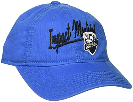 141d3a25d73d4 adidas MLS Montreal Impact Women s Adjustable Slouch Hat with Script Logo