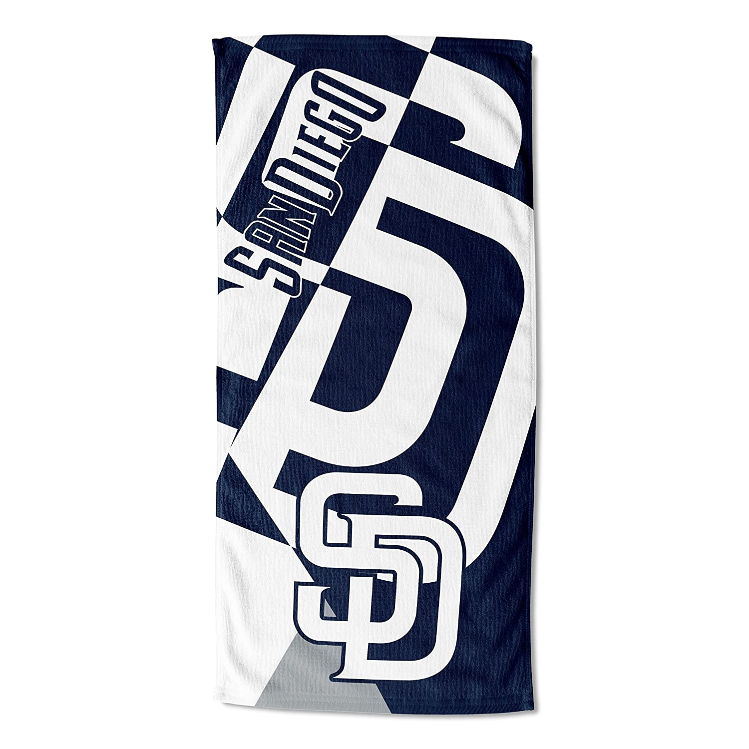 Towels 34 x 72 Officially Licensed MLB Puzzle Oversized Absorbent Beach Towel
