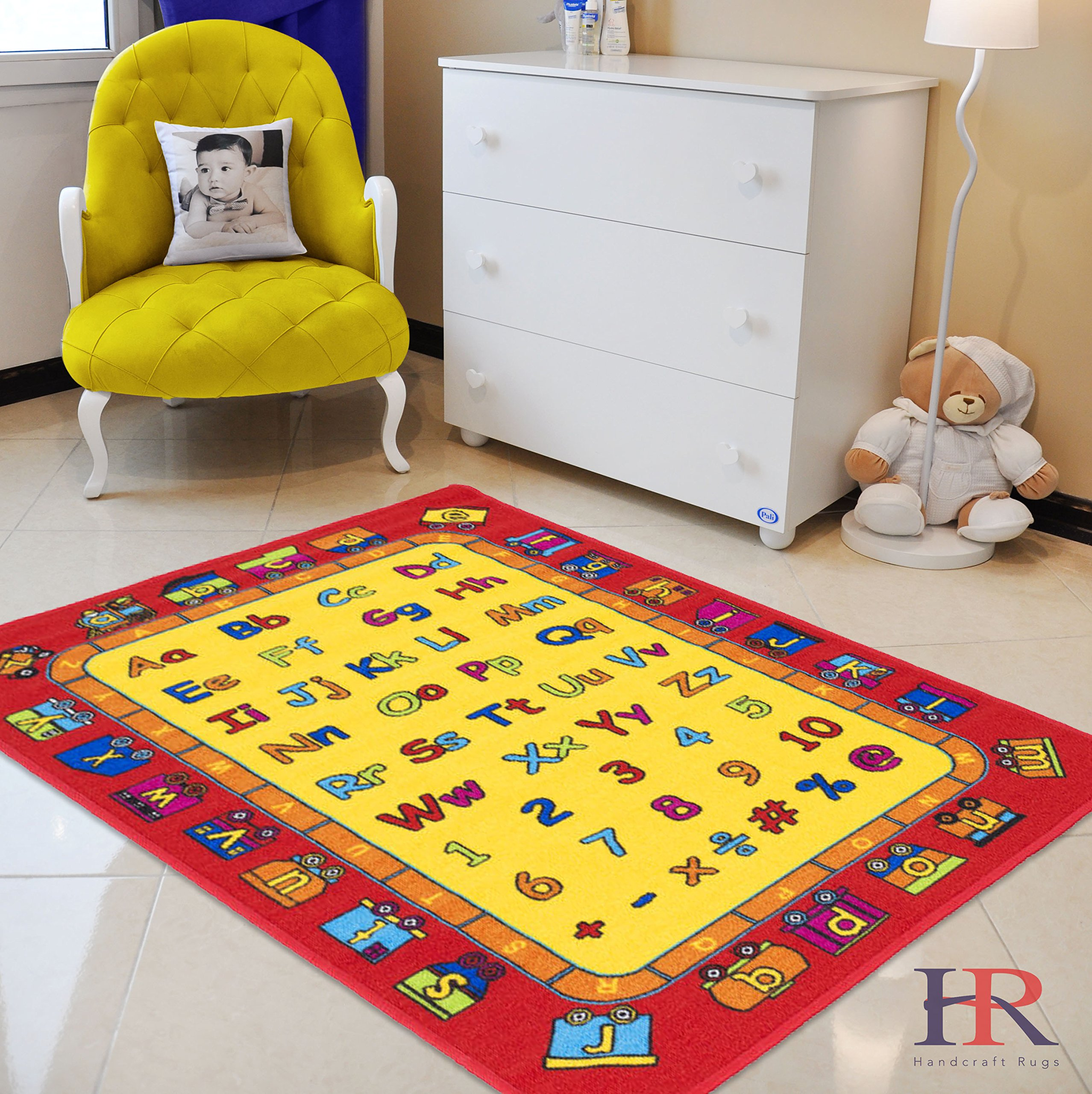 Carpets For Classrooms For Toddlers: Preschool Rugs For Classroom: Amazon.com
