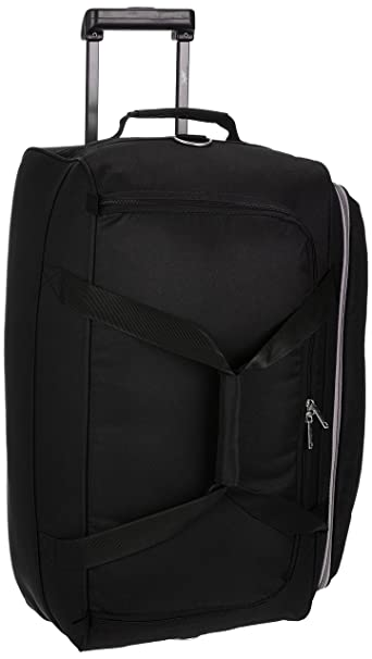 Skybags Cardiff Polyester 62 cms Black Travel Duffle (DFTCAR62BLK)   Amazon.in  Bags f0ae290f87913