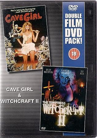 Cave Girl & Witchcraft II Double Film DVD Pack: Amazon.es: Cine y Series TV