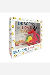 Dragons Love Tacos Book and Toy Set (Book & Toy) Hardcover