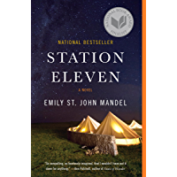 Station Eleven: A novel book cover