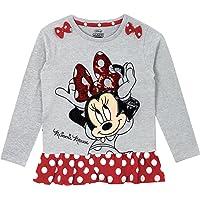Disney - Camiseta para niñas - Minnie Mouse