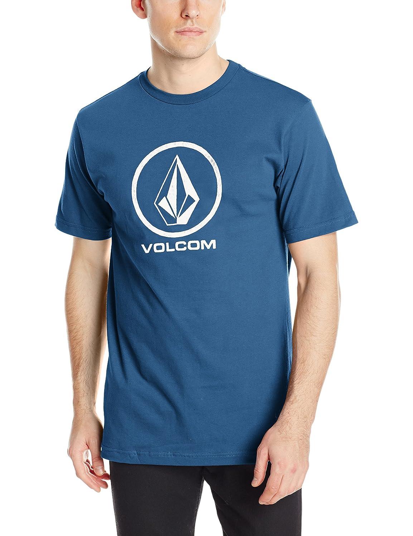 Amazon volcom mens stone logo branded t shirt clothing biocorpaavc