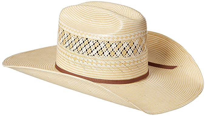 d8f5e74f957a8 Ariat Men s 20x Gold 2-Tone Americana Cowboy Hat at Amazon Men s ...