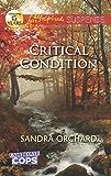 Critical Condition (Undercover Cops Book 3)