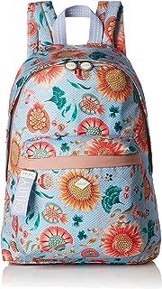 Oilily Groovy Sunflower Shoulderbag Mvz, Sacs portés épaule femme, Bleu (Light Blue), 10x23x25 cm (B x H T)