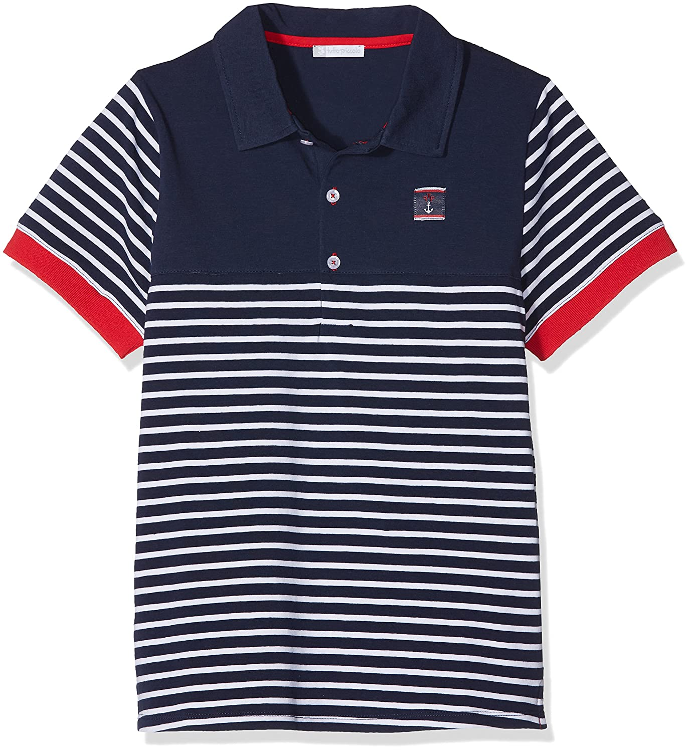Tutto Piccolo 4840MS18 Polo, Azul (Navy Blue B07), (Tamaño del ...