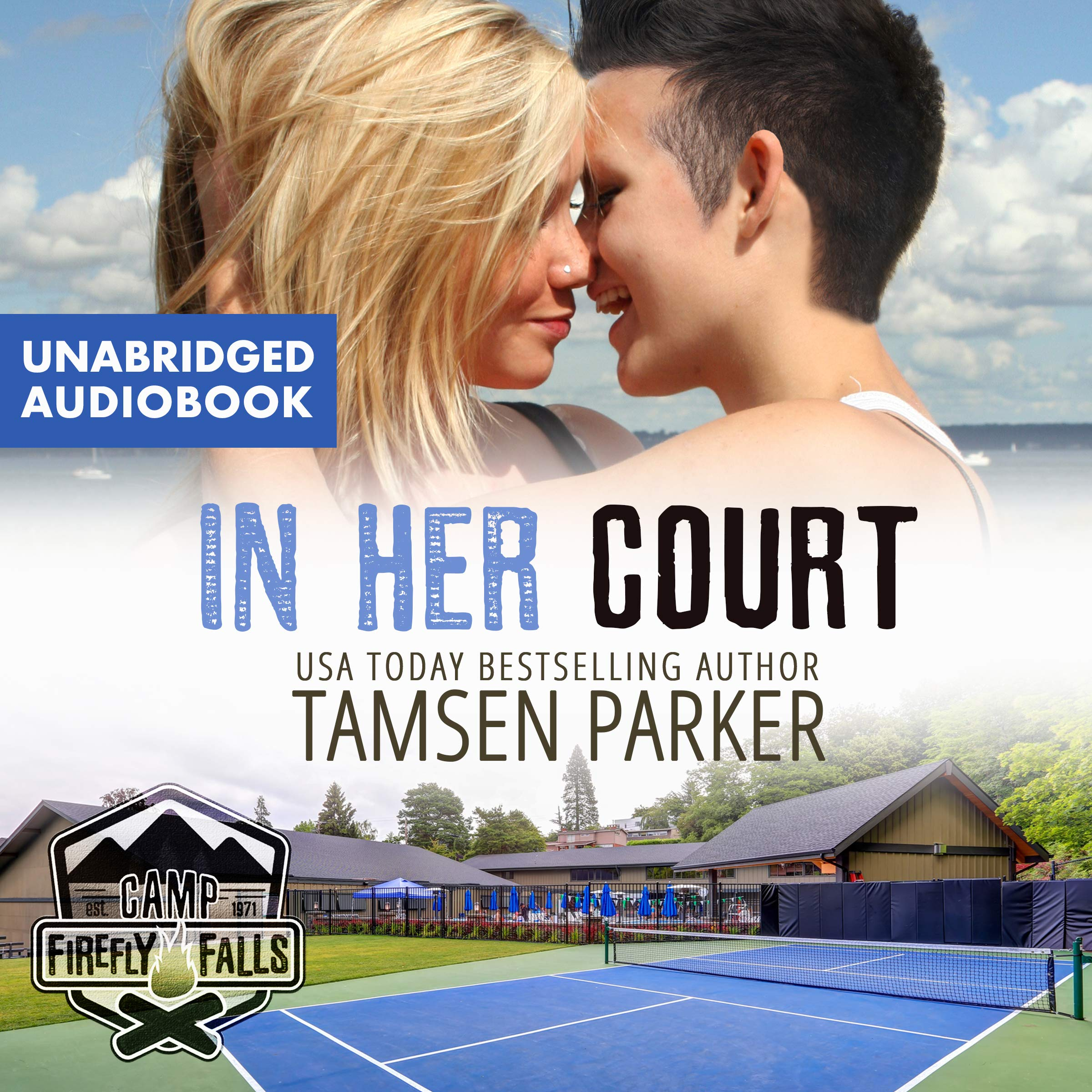In Her Court: Camp Firefly Falls, Volume 18