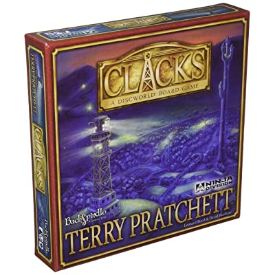 Clacks: A Discworld Board Game: Toys & Games