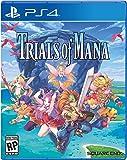 Trials of Mana (輸入版:北米) - PS4