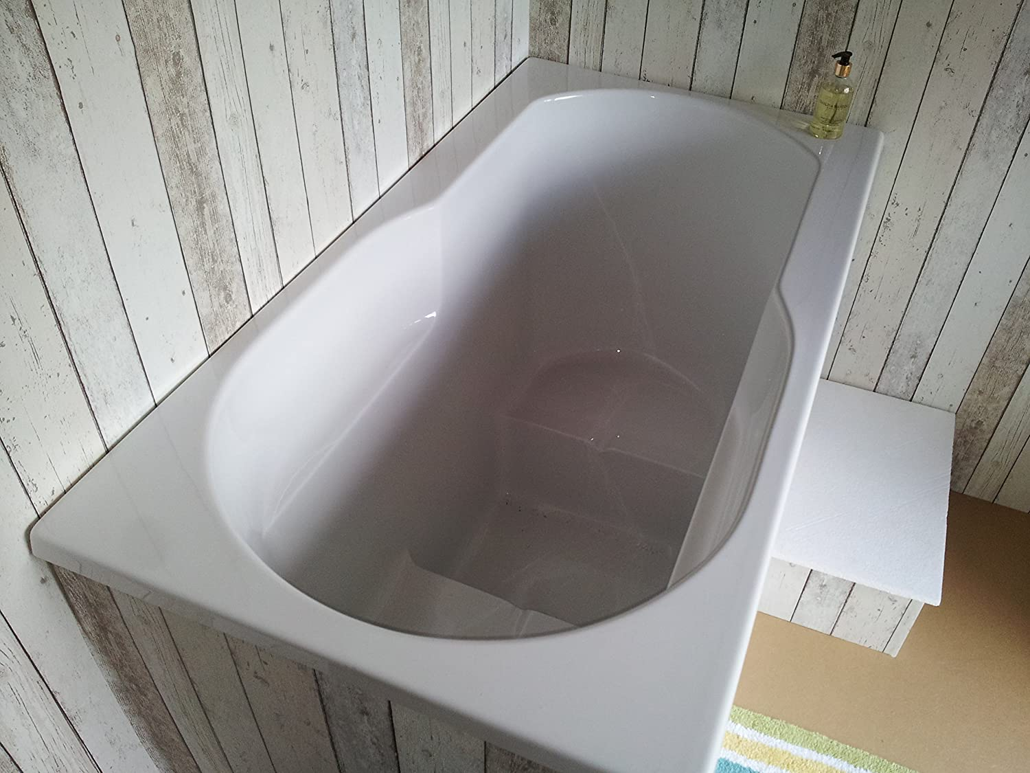 The Chagoi Bath - Japanese Deep Soaking Tub: Amazon.co.uk: Kitchen ...