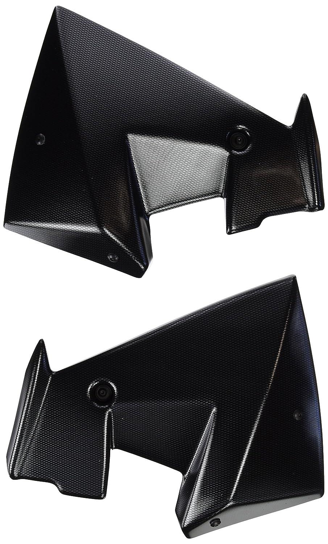 Panneau laté ral du radiateur Puig Yamaha MT-07 13-17 Noir Mat 7561J