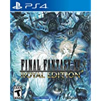 Final Fantasy XV for PS4 or