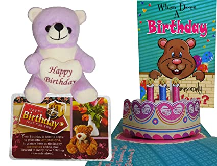 Buy Siddhi Gifts Birthday Gifts For Girlfriend 1 Piece Each Online
