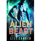 Alien Beast: An Alien Beauty and The Beast Romance (Warriors of Gehar Book 2)