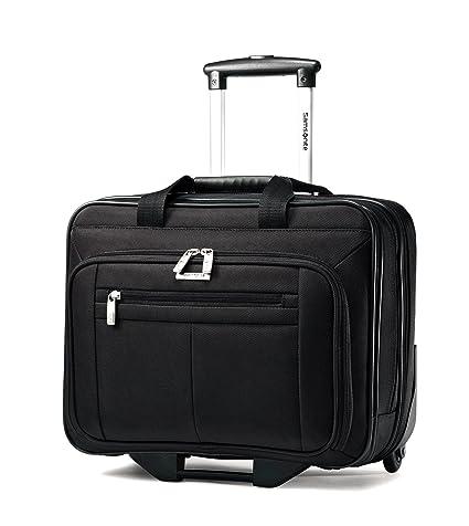 Samsonite 43876-1041 Trolley Case Negro maletines para portátil - Funda (Trolley Case, Negro, 3,38 kg, 362 x 425 x 178 mm): Amazon.es: Informática