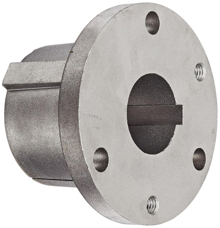 120//1-1//2 in 42 Teeth QD Bushing QD Bushed Sprocket Steel Material F Bushing