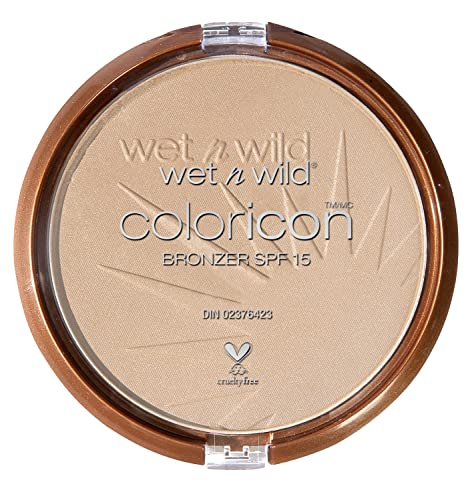 Wet N' Wild Coloricon Bronzer with SPF 15 - Reserve your Cabana