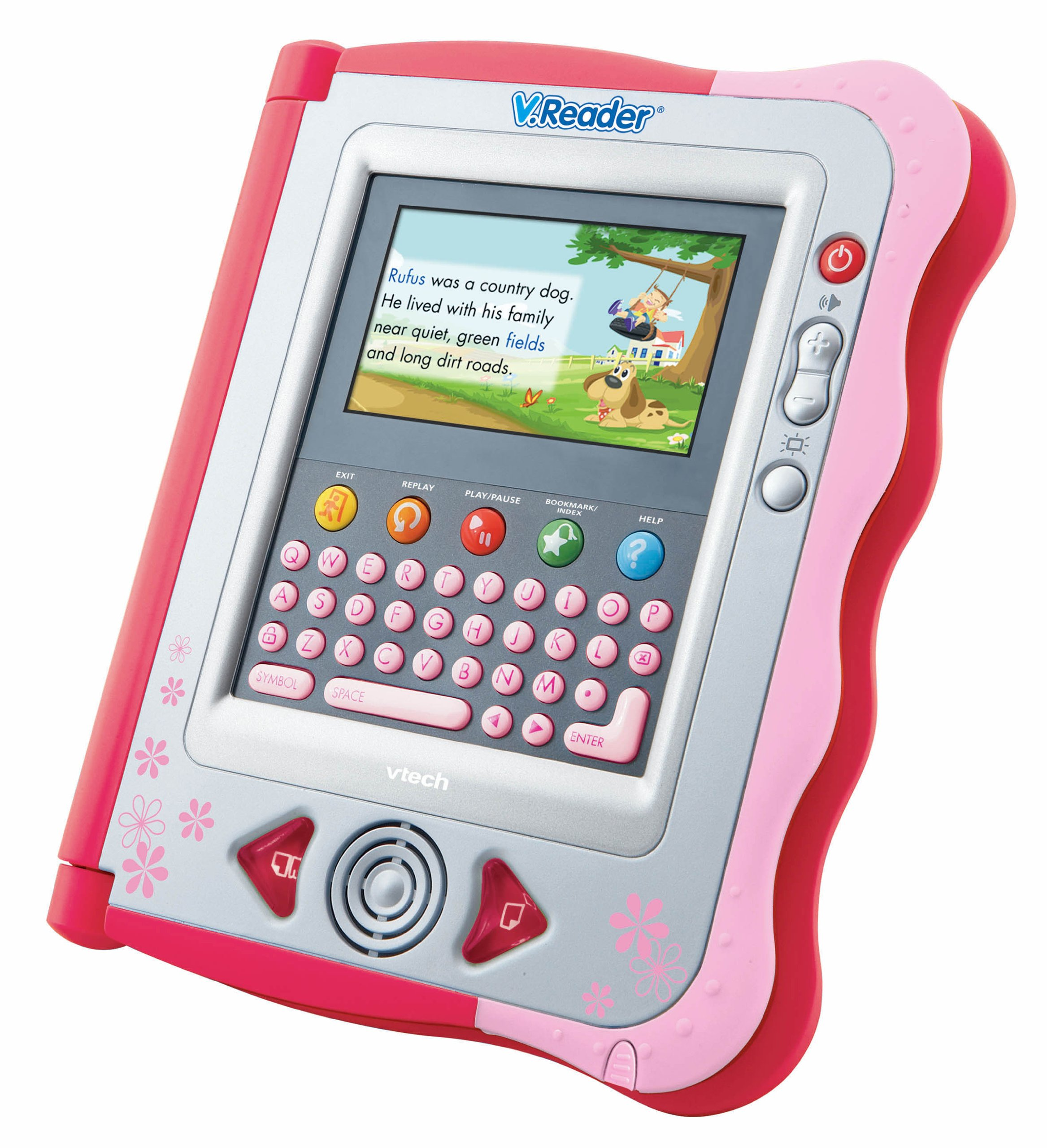 V.Reader Animated E-Book System - Pink by VTech (Image #2)