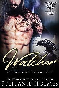 Watcher: A raven paranormal romance (Crookshollow Gothic Romance Book 5)