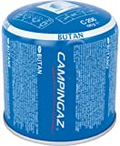 Blue Campingaz CP250 Gas Cartridge 4 x 250 g by Campingaz