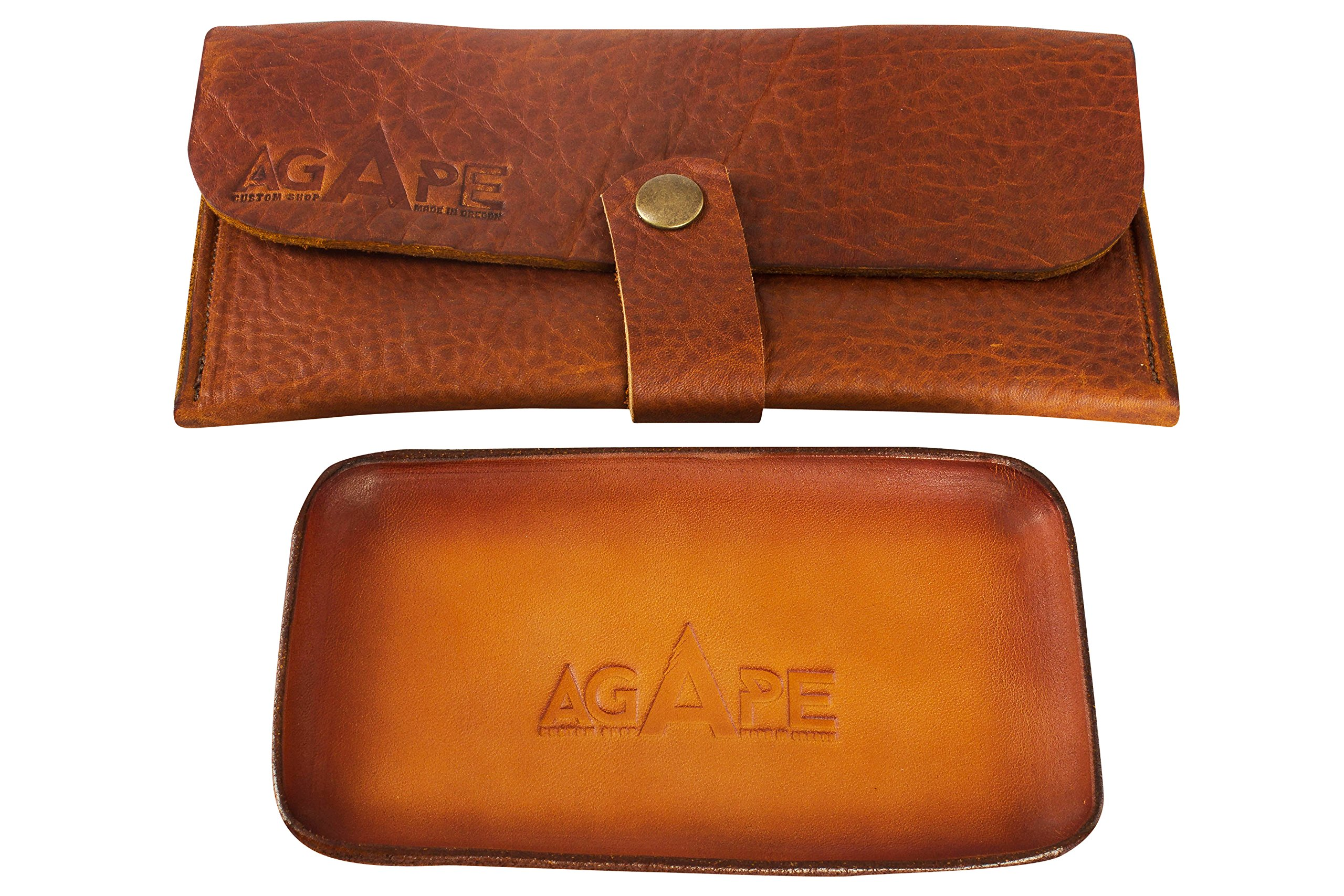Agape Pipe Traveler Deluxe Tobacco Pouch