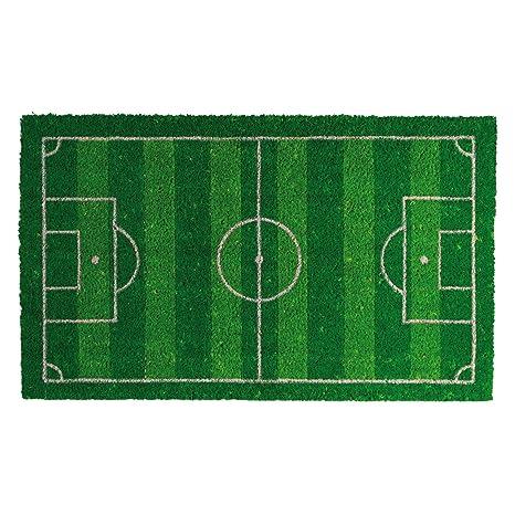 ZERBINO - Campo Di Calcio   Tappetino Porta di casa   porta ...