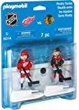 PLAYMOBIL NHL Rivalry Series - CHI vs DET