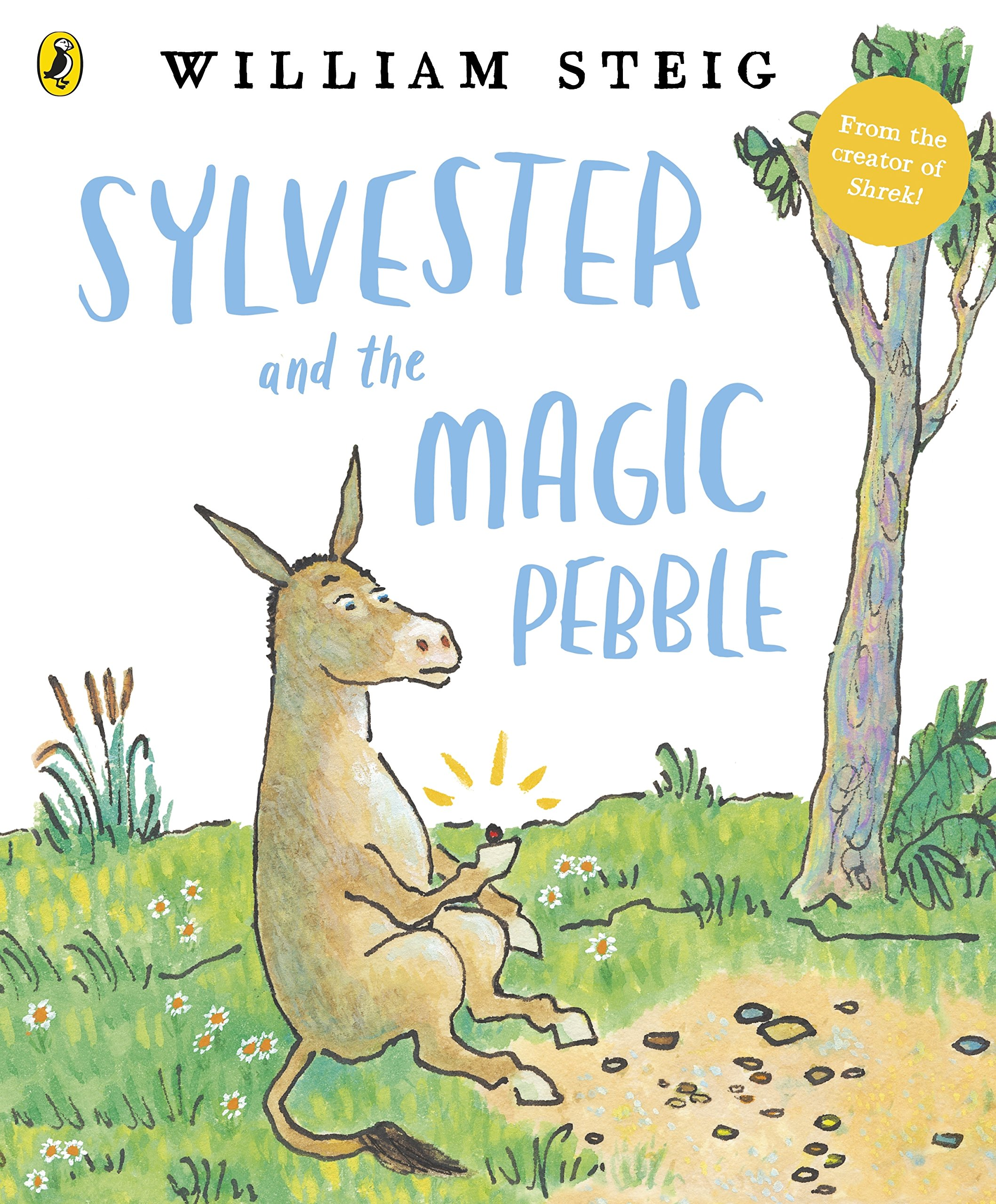 Sylvester and the Magic Pebble: Amazon.co.uk: Steig, William ...