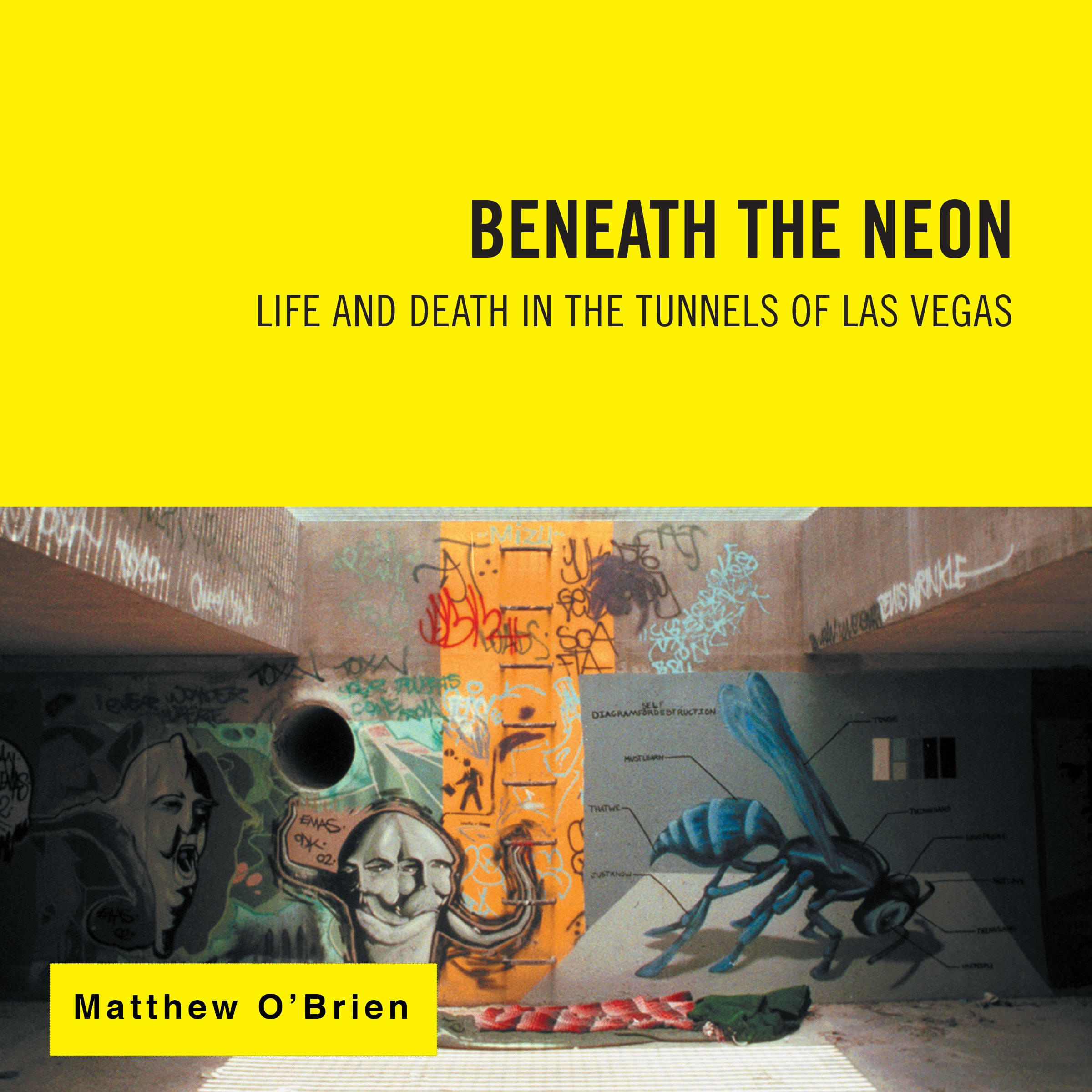 Beneath the Neon: Life and Death in the Tunnels of Las Vegas