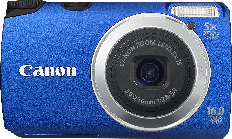 Canon PowerShot A3300 IS - Cámara Digital Compacta 16 MP (3 ...