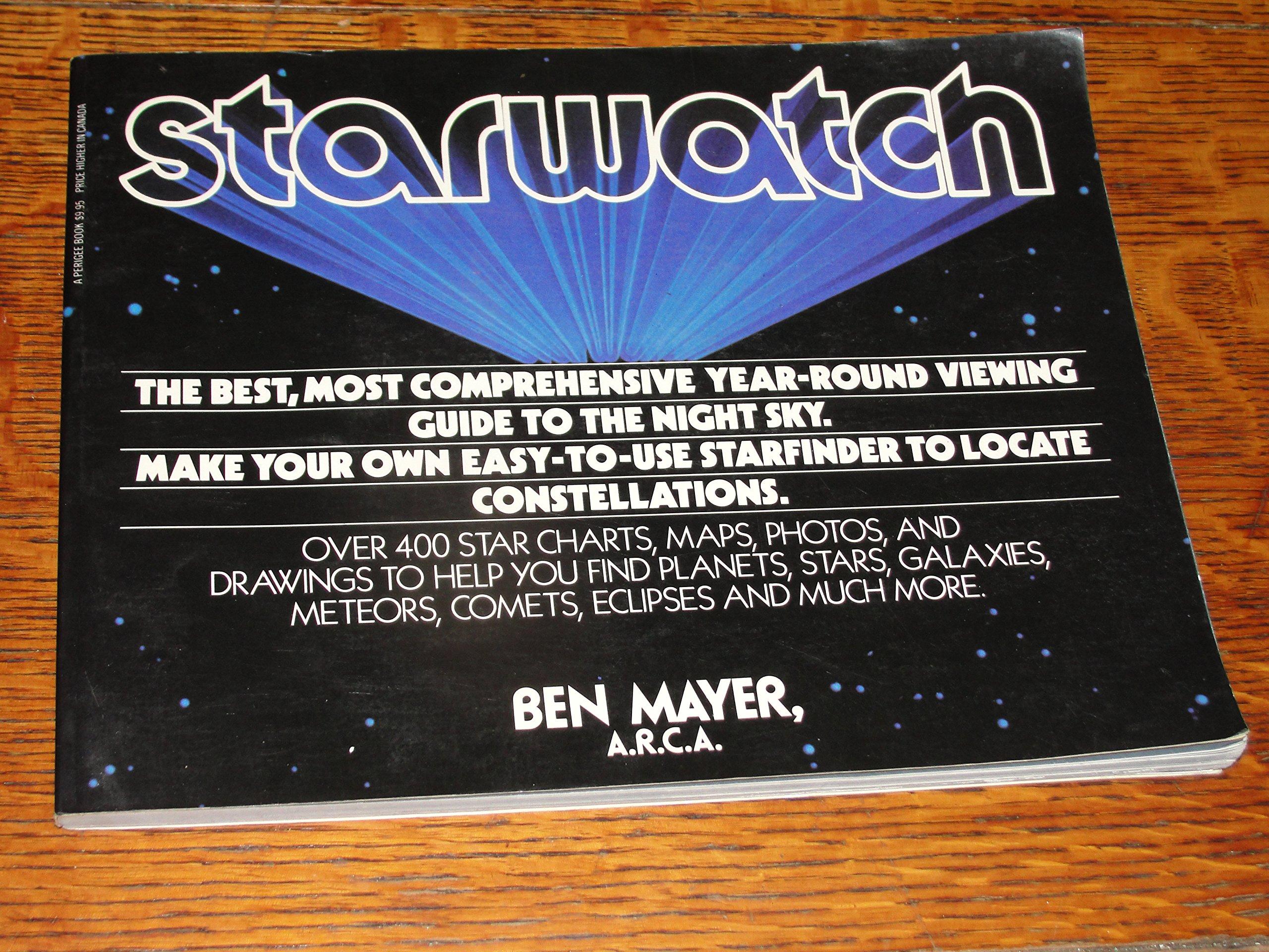 starwatch ben mayer 9780399510090 amazon com books