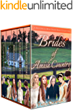 Brides of Amish Country: A Historical Mail Order Bride Collection