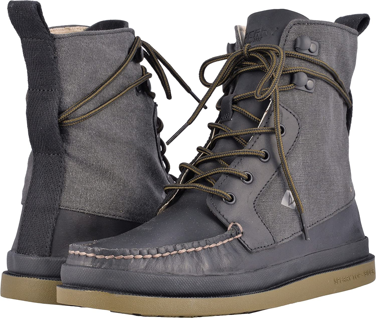 Sperry A/O Surplus Boot Black