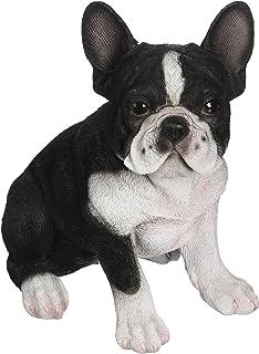 Hi Line Gift Ltd Sitting French Bulldog Puppy Statue