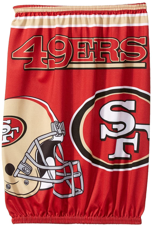 NFL プロパンガスボンベ 5ガロンウォータークーラーカバー B00QB0CMFE ネイビー|San Francisco 49ers ネイビー