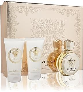 Pour Versace Femme Agua MlAmazon esBelleza Eros 100 De Perfume 13FJKcTl