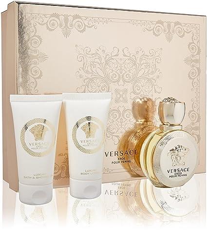 Ducha Pour 150 Y Gel Femme PerfumeLoción Corporal Ml Eros De Versace Set J3TluFK1c