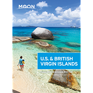 Moon U.S. & British Virgin Islands (Moon Handbooks)